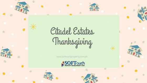 Citadel Estate Thanksgiving